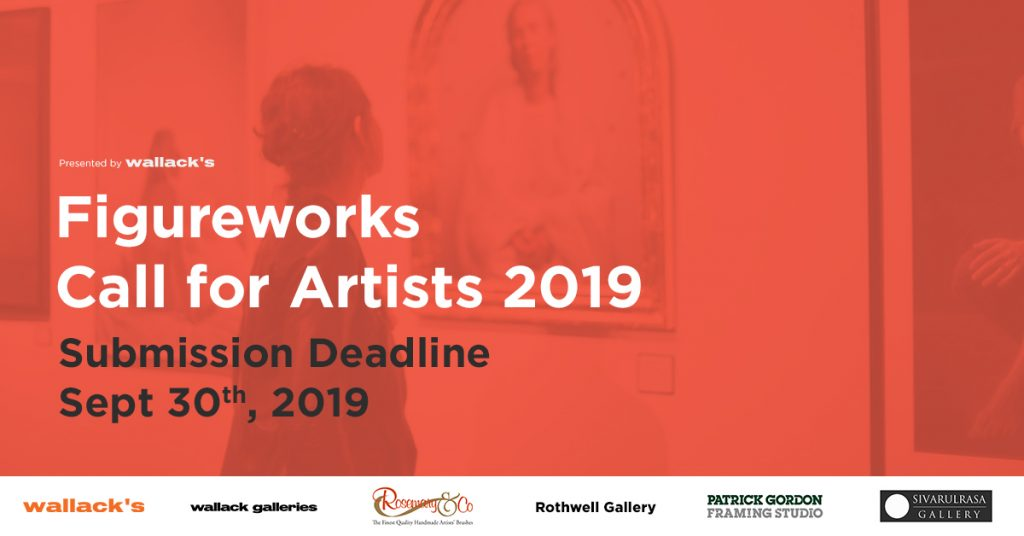 Figureworks Call for Artists 2019