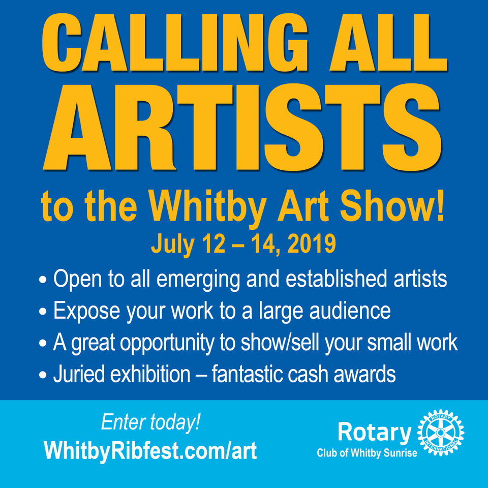 2019 Whitby Art Show